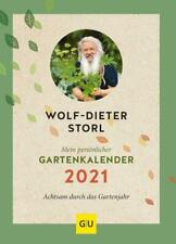 Mein persönlicher Gartenkalender 2021 - Wolf-Dieter Storl - 9783833874154