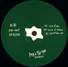 "R.B. ‎– Dog In The Night 05 NEW Dog In The Night DIN-005 VINYL 12"" TECHNO"