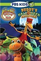 Dinosaur Train: Buddys Halloween Adventu DVD