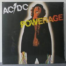 AC/DC 'Powerage' 180g Vinyl LP NEW/SEALED