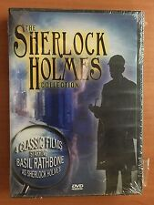 The Sherlock Holmes Collection (DVD, 4-Movies) Brand New Sealed