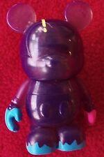 "Disney Vinylmation 3"" Paint Splatter Variant Urban 7 Smoke Mickey Mouse Retired"