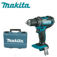 "Makita XFD10Z TOC 18V LXT Li-Ion 1/2"" Driver/Drill, Tool Only & Case w/Warranty"