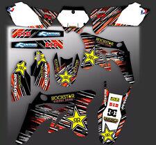 2013 2014 2015 KTM SXF SX-F 125 150 250 350 450 GRAPHICS KIT MOTOCROSS DECALS