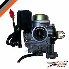20mm Carburetor Kin Road 50 49cc 50cc Moped Scooter 4 Stroke Carb NEW