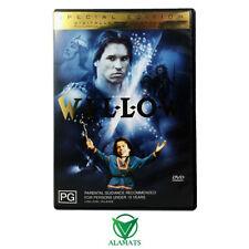 Willow (DVD) Val Kilmer - Warwick Davis - Fantasy - Adventure - Family RARE OOP