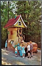 2 Roadside Attractions: Story Book Forest, Ligonier, PA & Zoo, Pittsburgh, PA.