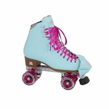 Moxi Skates Beach Bunny Roller Skates for Women - Blue Sky
