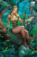 ULTRA RARE: ROBYN HOOD OUTLAW #3 - VIP QUARTERLY EXCLUSIVE LE 75 // STAN LEE