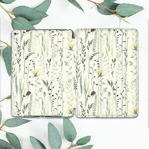 Wildflowers Floral Branches Case For iPad 10.2 Pro 12.9 10.5 9.7 Air 3 Mini