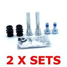 NISSAN ALMERA N16 BCF1324AX2 2x REAR BRAKE CALIPER SLIDER PINS GUIDE KITS FITS