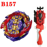 Beyblade Burst GT B157 Booster Big Bang Genesis.0.Ym W/ Launcher+Grip (No Box)
