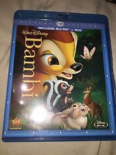 Bambi Bluray Diamond Edition