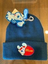 Blues Clues Navy Knit Winter Hat with Blue -NEW!!!