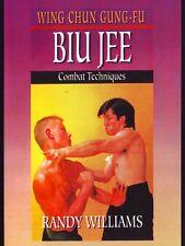 Wing Chun Gung Fu Biu Jee Combat Techniques Dvd Randy Williams