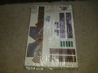 N GAUGE BUILDER PLUS  BPN5 Corner Terrace House unbuilt card kit