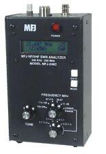 MFJ-249C Antenna analyzer, HF/VHF