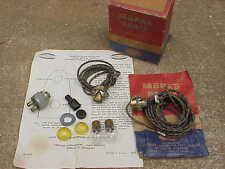 1953 54 Plymouth NOS MoPar BACK-UP LAMP PACKAGE Cranbrook Belvedere Savoy
