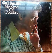 """CAL SMITH """"My Kind Of Country"""" USED 1975 MCA LP EX/EX"""