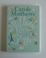 Million Love Songs - Carole Matthews - MP3CD  Audiobook