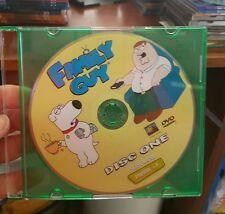 Family Guy - Season One - Disc One NTSC (Disc only) DVD MOVIE - FREE POST