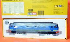 Diesel loco TE 109 016 41076 BRAWA CCCP USSR SZD RZD Russian HO scale