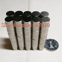 Neodymium Disc Mini 8mm X 1mm Rare Earth N35 Strong Magnets Craft Models New