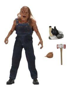 "NECA Hatchet Victor Crowley 8"" Clothed Action Figure Horror"