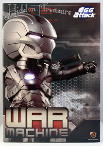 Egg Attack War Machine Statue Avengers Age of Ultron