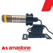 Laser posizionamento pezzo Verde 30mW Mini - 12-24V per marmo, vetro, legno