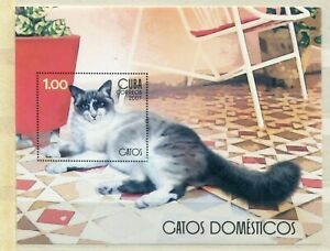FAUNA_1084 2007 animals cats SHEET MNH Combined payments & shipping