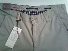 ALBERTO Regular Slim Fit Compact Lou 89571702/635.GR.W 34  L34.