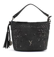 SURI FREY Mary Handbag Umhängetasche Handtasche Tasche Black Schwarz Neu