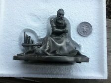 Franklin Mint The People of Canada The Sailmaker (Fine Pewter)