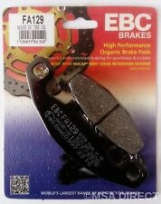 Kawasaki ZZR1100 (1990 to 1992) EBC Kevlar REAR Disc Brake Pads (FA129) (1 Set)