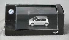 Herpa Collector's Model (H0, 1:87) - VW up! Silver New