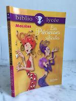 Hör Bibliothek Escuela Molière Las Preciosas Ridícula Hachette 2013