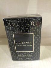 Bulgari Goldea The Roman Night 30 ml Eau de Parfum Sensuelle Vapo Spray Edp New