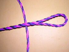D>pur/ltp   2 ply Custom made bow string Recurve Longbow bowstring