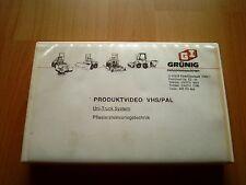 Grünig Pflasterverlegetechnik, Produktvideo in deutscher Sprache, Original