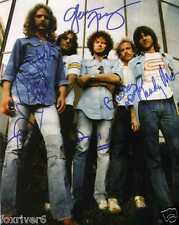 THE EAGLES Signed Photograph - Rock Band Stars - preprint