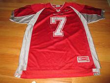 Colosseum Ohio State Buckeyes No. 7 (Size Lg) Football Jersey