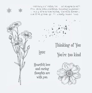 Flowers Clear Stamps Scrapbooking Stencils Decoration Stampin Up Stamps And Dies