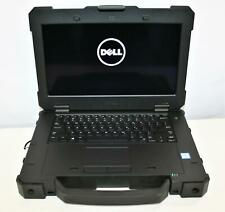 "14"" Dell Latitude Extreme 7414 Rugged Intel i7 6th Gen 8GB 160SSD WiFi BT Touch"