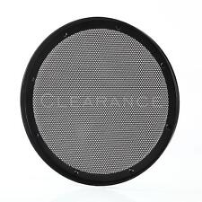 New 10 FT UNIVERSAL STEEL / METAL MESH SPEAKER GRILL with RING DS10
