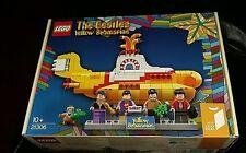 LEGO - The Beatles Yellow Submarine - 21306 Brand New & Box Sealed