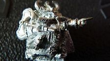 ARHAMMER LIMITED EDITION GROMBRINDAL WHITE DWARF SUBS 2009 DWARF LORD THANE  #