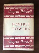 POMFRET TOWERS by ANGELA THIRKELL - HAMISH HAMILTON - H/B D/W - 1949