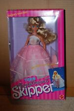 Teen Sweetheart SKIPPER - 1988 - barbie - Mattel #4855 - NRFB