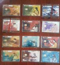 Olympian Gods unopened set of collectable Greek Phone cards